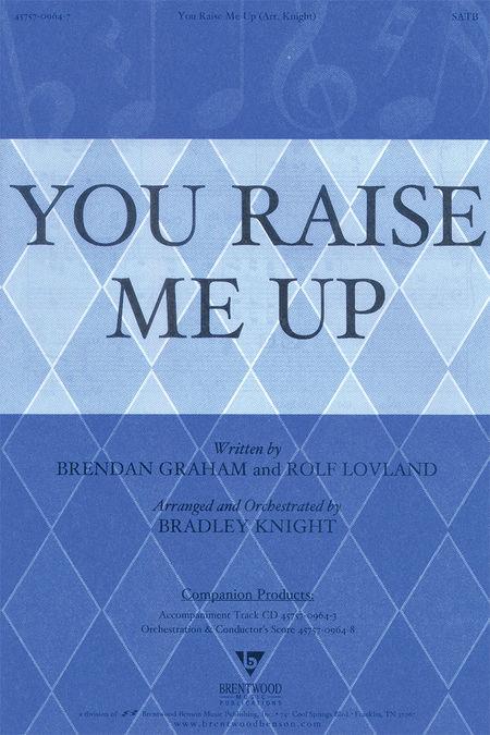 You Raise Me Up (Split Track Accompaniment CD)
