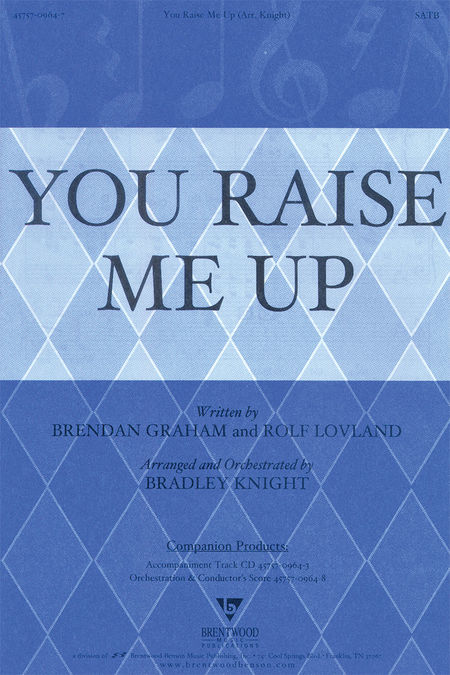 You Raise Me Up (Orchestra Parts and Conductor's Score)