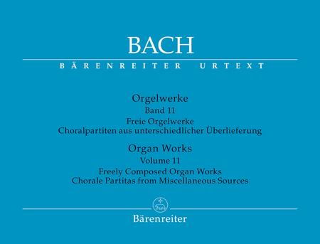 Organ Works, Volume 11