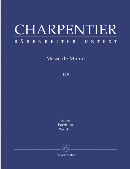 Messe de Minuit pour Noel (Christmas Mass) H 9