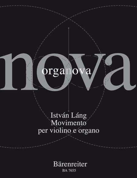 Movimento per Violino e organo