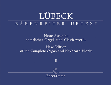 Neue Ausgabe samtlicher Orgel- und Clavierwerke, Band 2