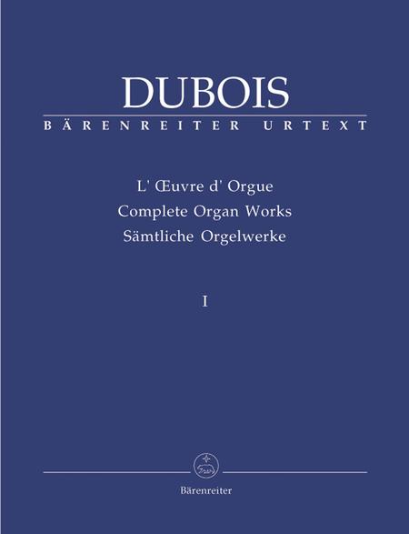 Oeuvres de jeunesse et pieces pour orgue avec peu de Pedale ou Pedale facultative