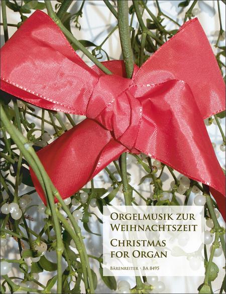 Christmas for Organ,Volume I