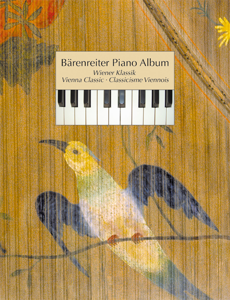 Barenreiter Piano Album. Wiener Klassik