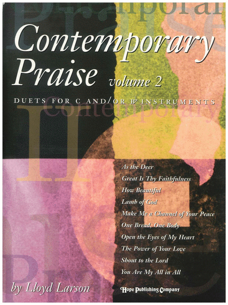 Contemporary Praise, Vol. 2
