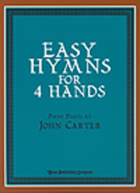 Easy Hymns For 4 Hands