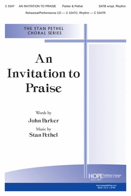 An Invitation To Praise