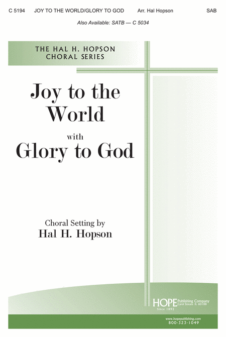 Joy to the World/Glory to God