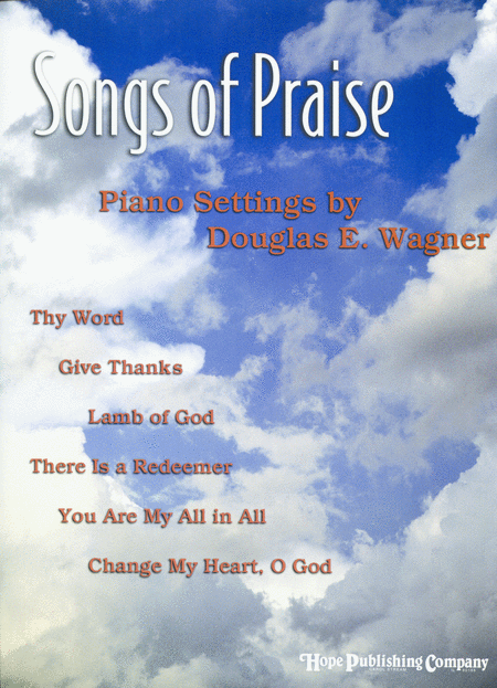 Songs of Praise for Piano