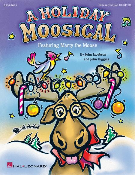 A Holiday Moosical - ShowTrax CD