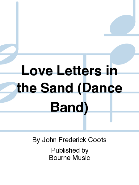 Love Letters In The Sand Dance Band