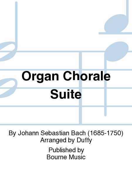 Organ Chorale Suite