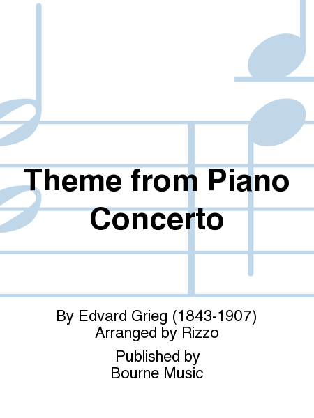 Theme from Piano Concerto