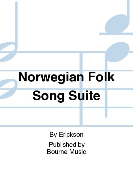 Norwegian Folk Song Suite