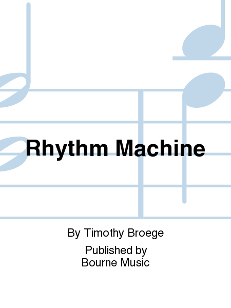 rythum machine