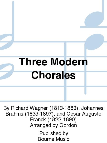Three Modern Chorales