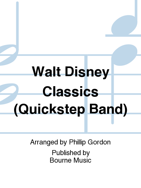 Walt Disney Classics (Quickstep Band)
