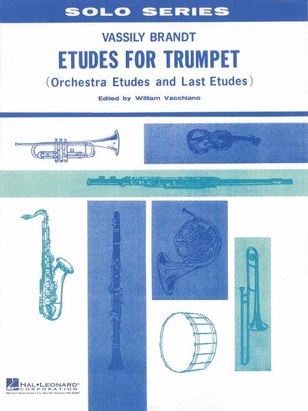 Etudes for Trumpet