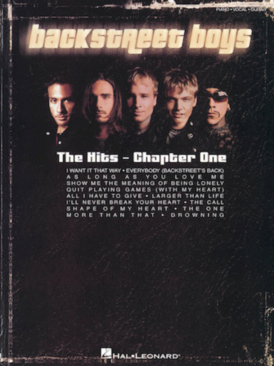Backstreet Boys - The Hits: Chapter One