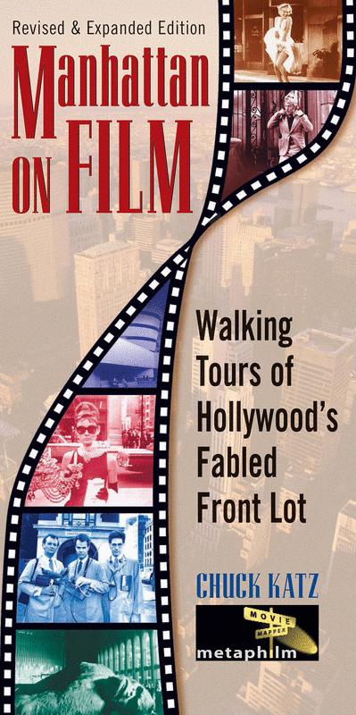 Manhattan on Film - Revised & Updated Edition