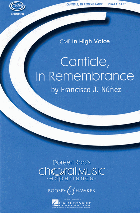Canticle, In Remembrance