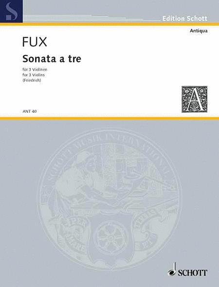 Sonata A 3 3 Vn Parts