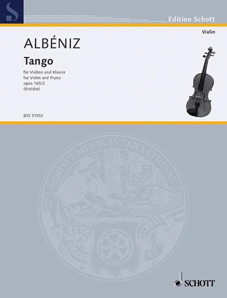 Tango, Op. 165, No. 2