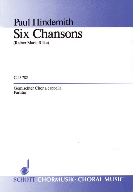 6 Chansons (Complete)