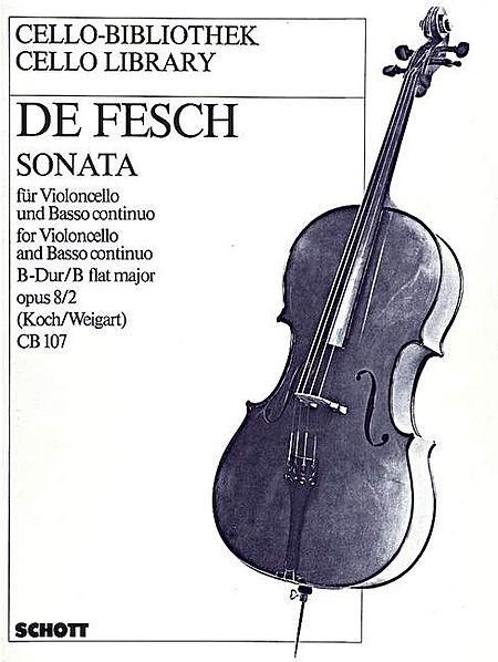 Sonata Op. 8, No. 2 Bb Major