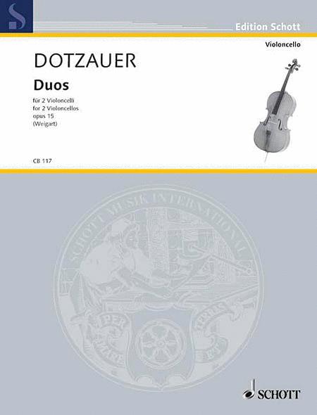 Duos Op. 15