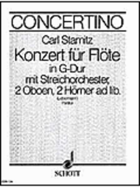 Concerto G Major Op. 29