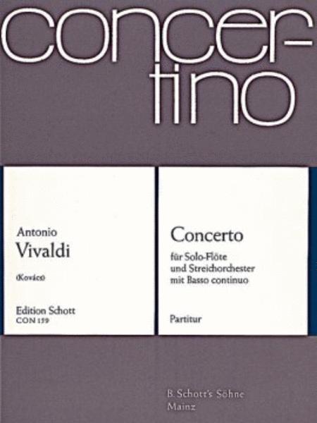Flute Concerto in G Major (RV 436/PV 140)
