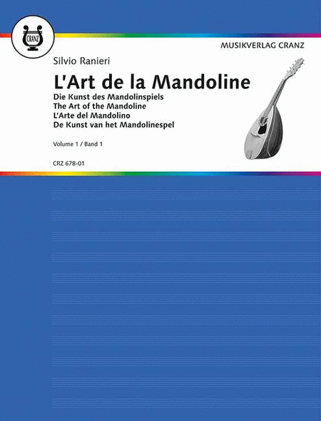 Mandolin Method Vol. 1
