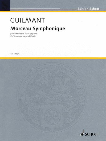 Morceau Symphonique, Op. 88