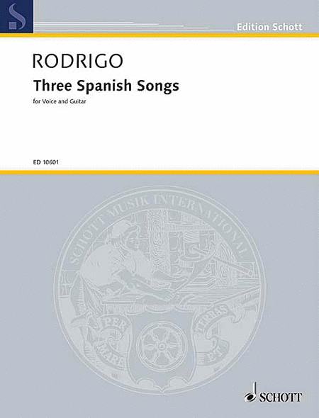 3 Spanish Songs (1951)