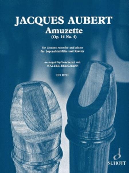 Amuzette Op. 14, No. 4