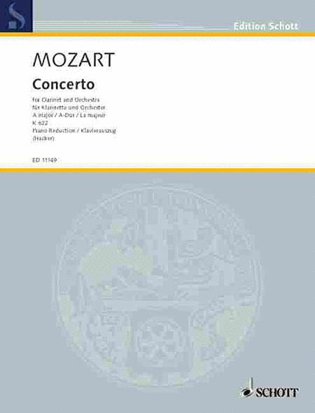 Concerto in A Major, K622