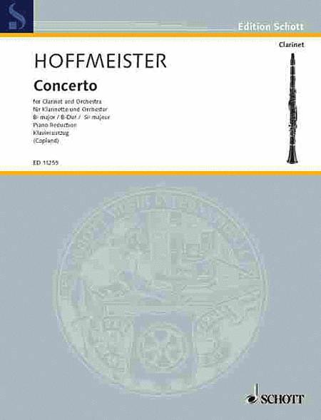 Clarinet Concerto in B-Flat
