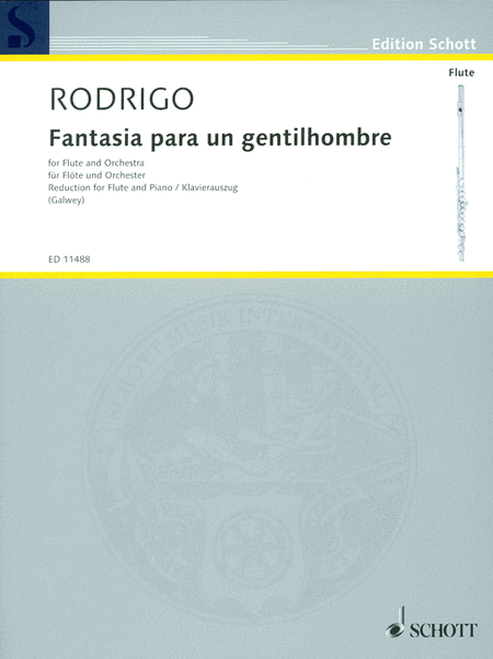 Fantasia para un Gentilhombre (1954)