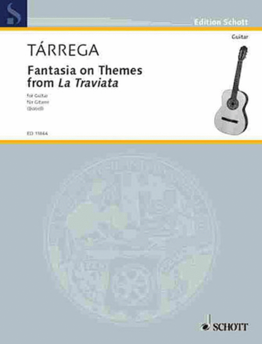 Fantasia on Themes from La Traviata