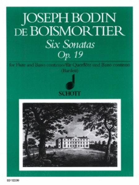 Six Sonatas, Op. 19
