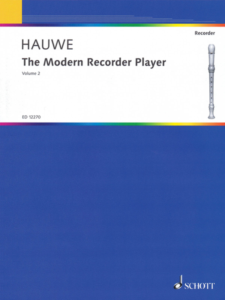 The Modern Recorder Player for Treble Recorder