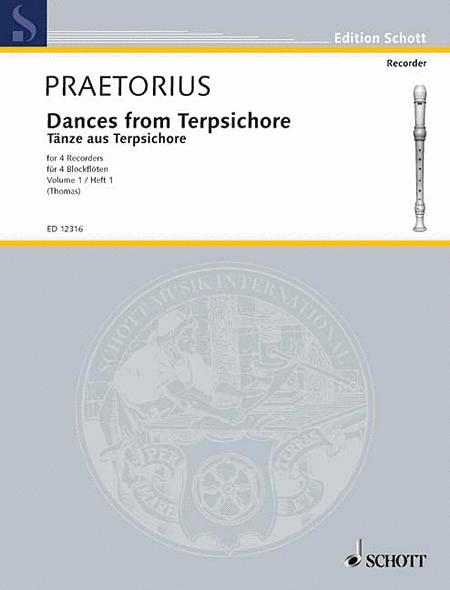 Dances from Terpsichore - Volume 1
