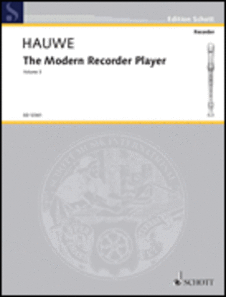 The Modern Recorder Player