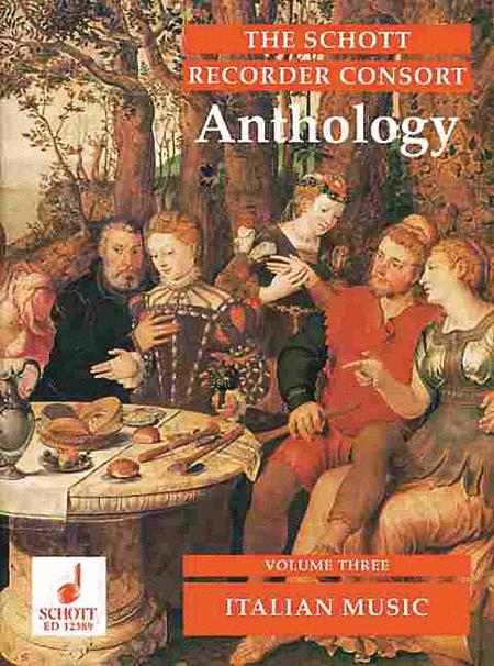 The Recorder Anthology - Volume 3