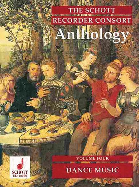 The Recorder Anthology - Volume 4