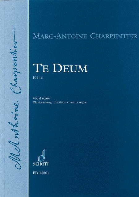 Te Deum, H.146