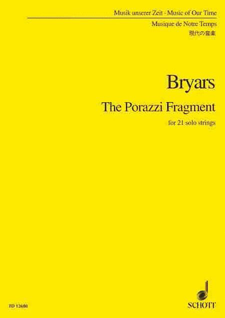 The Porazzi Fragment
