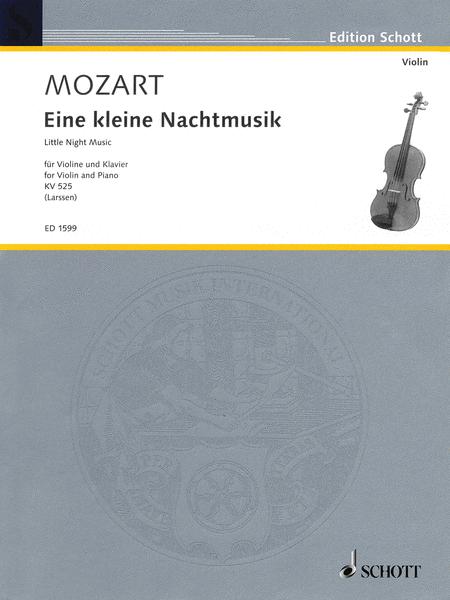 Eine kleine Nachtmusik K. 525